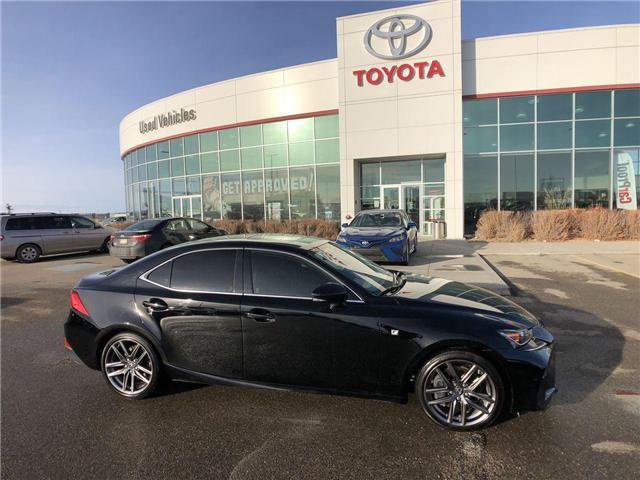 2018 Lexus IS 350  (Stk: 28S0378A) in Calgary - Image 1 of 18