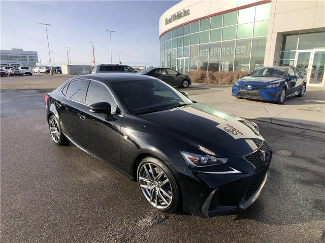 2018 Lexus IS 350  (Stk: 28S0378A) in Calgary - Image 2 of 18