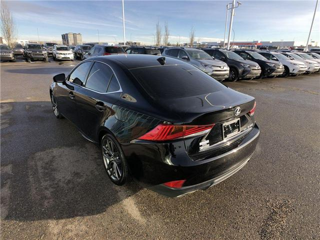 2018 Lexus IS 350  (Stk: 28S0378A) in Calgary - Image 6 of 18