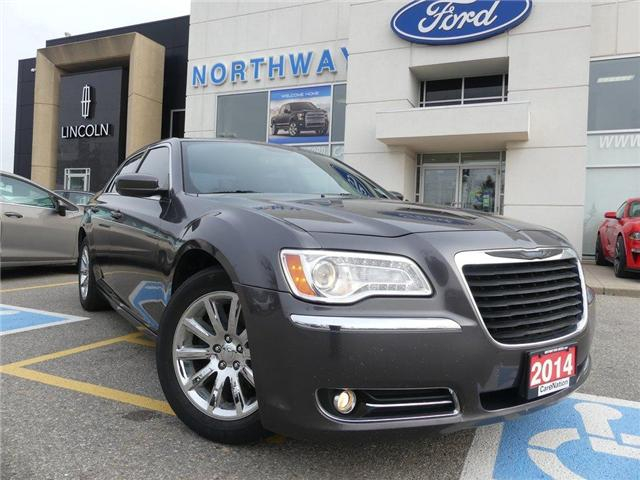2014 Chrysler 300 Touring | HEATED LEATHER | REAR CAM | 3.6L V6 | (Stk: F181595A) in Brantford - Image 2 of 22