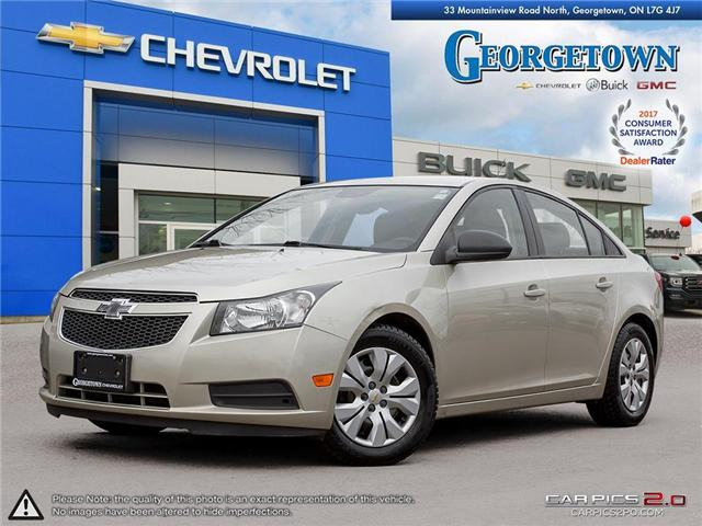 2013 Chevrolet Cruze LS (Stk: 2873) in Georgetown - Image 1 of 27