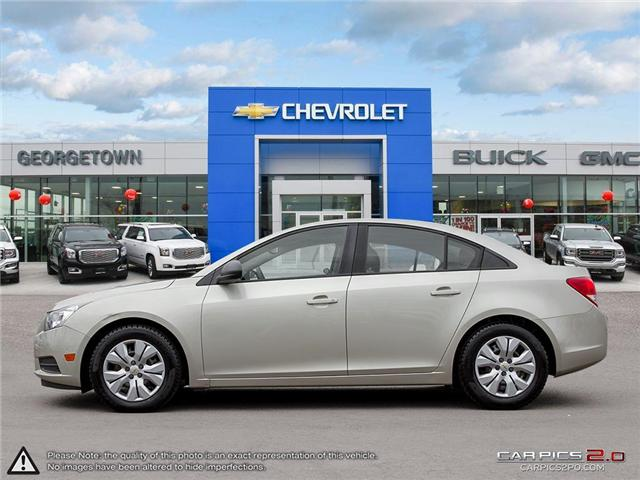 2013 Chevrolet Cruze LS (Stk: 2873) in Georgetown - Image 3 of 27