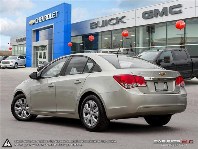 2013 Chevrolet Cruze LS (Stk: 2873) in Georgetown - Image 4 of 27
