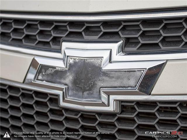 2013 Chevrolet Cruze LS (Stk: 2873) in Georgetown - Image 9 of 27