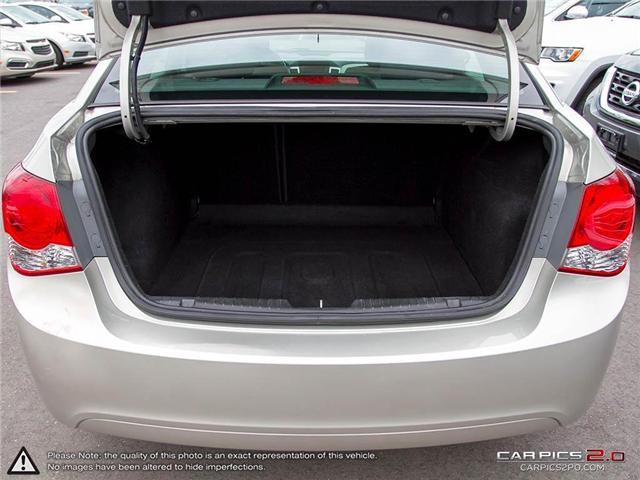 2013 Chevrolet Cruze LS (Stk: 2873) in Georgetown - Image 11 of 27