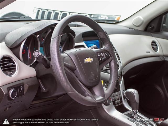 2013 Chevrolet Cruze LS (Stk: 2873) in Georgetown - Image 13 of 27