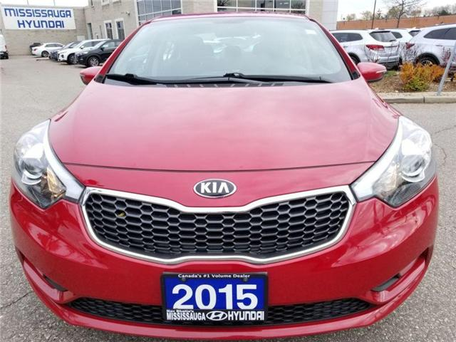 2015 Kia Forte LX-Alloy rims in great condition (Stk: 38717a) in Mississauga - Image 2 of 17