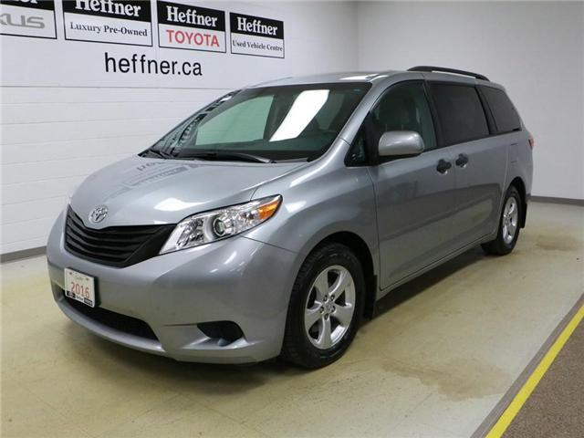 2016 Toyota Sienna 7 Passenger (Stk: 186348) in Kitchener - Image 1 of 29