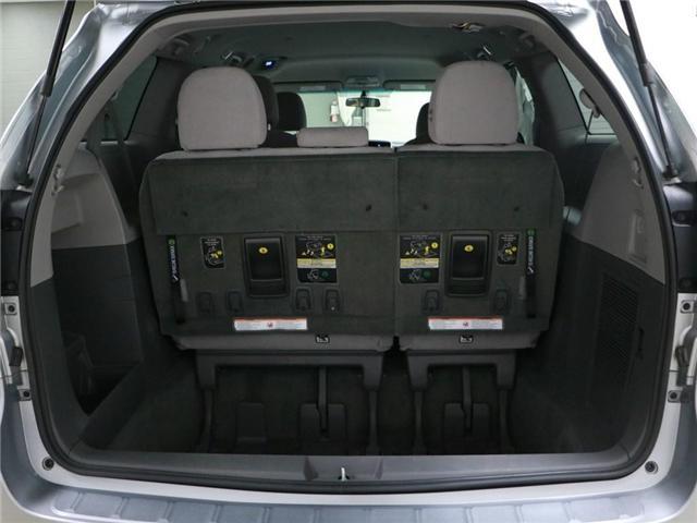 2016 Toyota Sienna 7 Passenger (Stk: 186348) in Kitchener - Image 18 of 29
