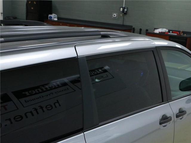 2016 Toyota Sienna 7 Passenger (Stk: 186348) in Kitchener - Image 24 of 29