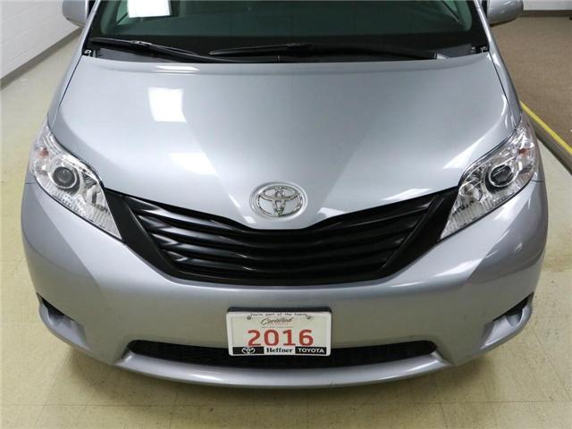 2016 Toyota Sienna 7 Passenger (Stk: 186348) in Kitchener - Image 25 of 29
