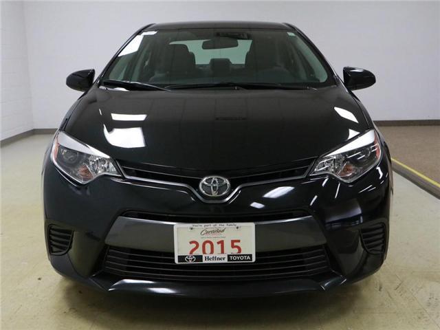 2015 Toyota Corolla  (Stk: 186350) in Kitchener - Image 19 of 28