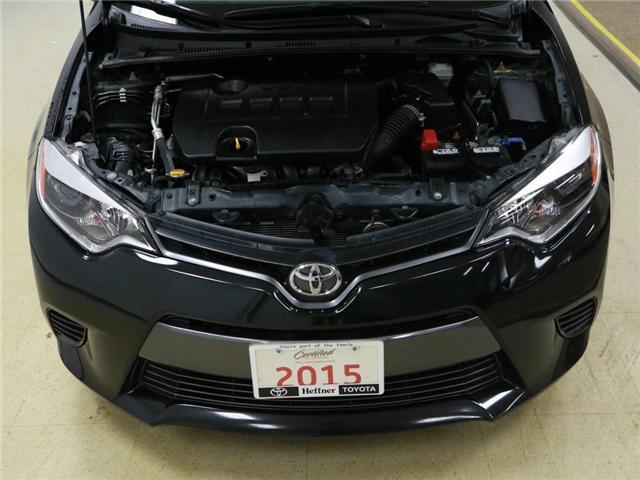 2015 Toyota Corolla  (Stk: 186350) in Kitchener - Image 25 of 28