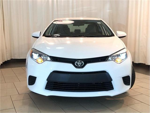 2015 Toyota Corolla CE (Stk: 37863) in Toronto - Image 2 of 26