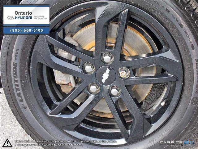2017 Chevrolet Equinox LT / Upgraded Rims (Stk: 93072K) in Whitby - Image 6 of 27