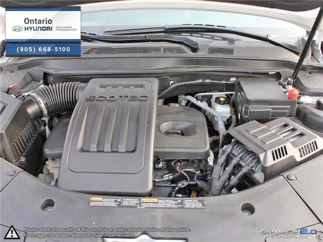 2017 Chevrolet Equinox LT / Upgraded Rims (Stk: 93072K) in Whitby - Image 8 of 27