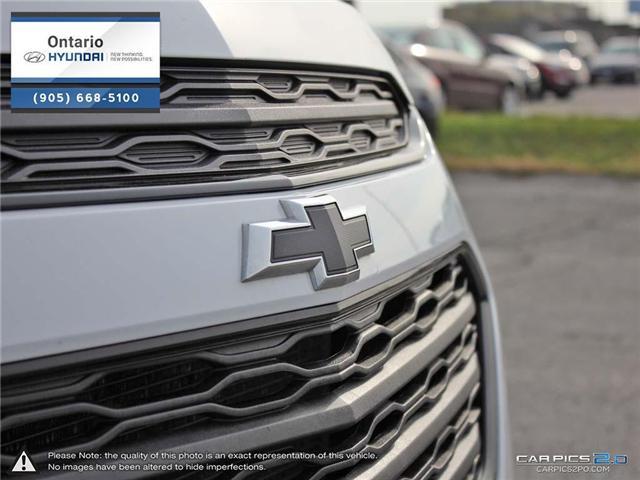 2017 Chevrolet Equinox LT / Upgraded Rims (Stk: 93072K) in Whitby - Image 9 of 27