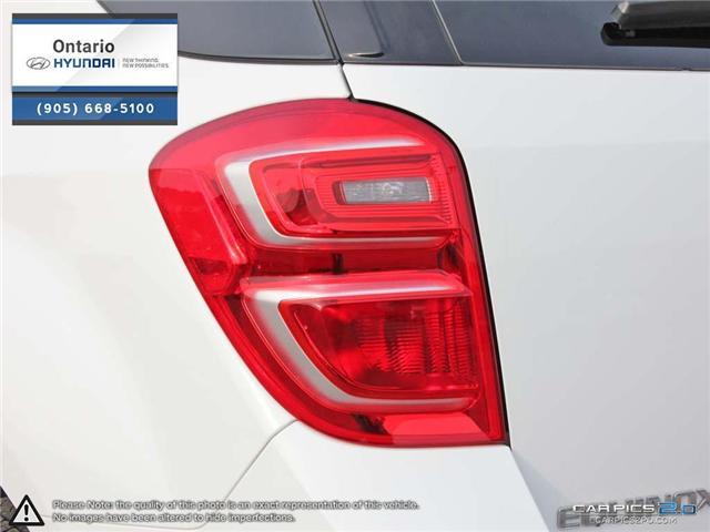 2017 Chevrolet Equinox LT / Upgraded Rims (Stk: 93072K) in Whitby - Image 12 of 27