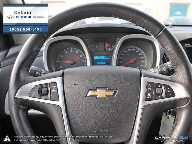 2017 Chevrolet Equinox LT / Upgraded Rims (Stk: 93072K) in Whitby - Image 14 of 27