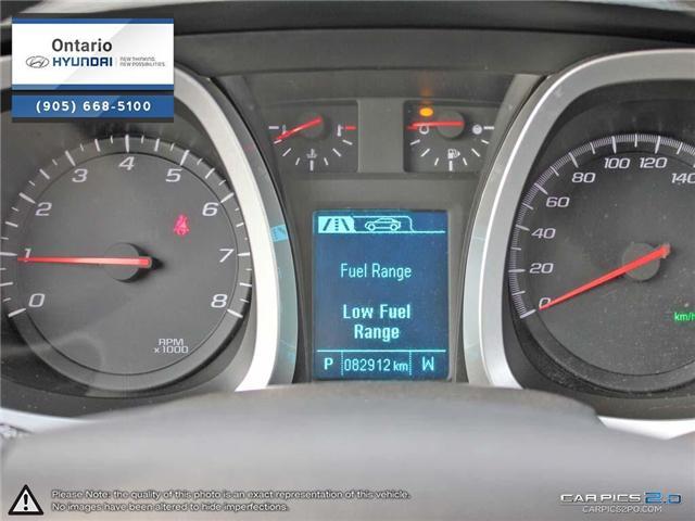 2017 Chevrolet Equinox LT / Upgraded Rims (Stk: 93072K) in Whitby - Image 15 of 27