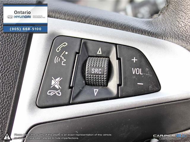 2017 Chevrolet Equinox LT / Upgraded Rims (Stk: 93072K) in Whitby - Image 16 of 27