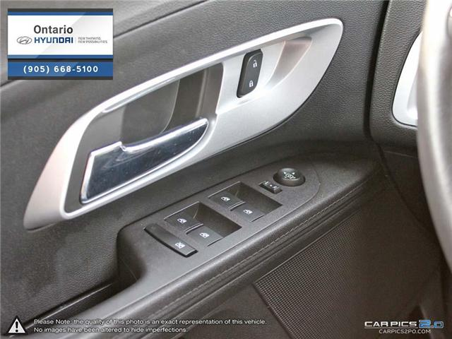 2017 Chevrolet Equinox LT / Upgraded Rims (Stk: 93072K) in Whitby - Image 18 of 27