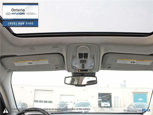 2017 Chevrolet Equinox LT / Upgraded Rims (Stk: 93072K) in Whitby - Image 20 of 27