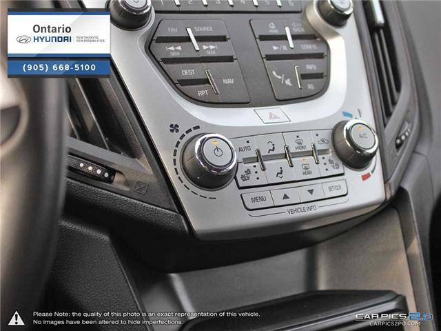 2017 Chevrolet Equinox LT / Upgraded Rims (Stk: 93072K) in Whitby - Image 21 of 27