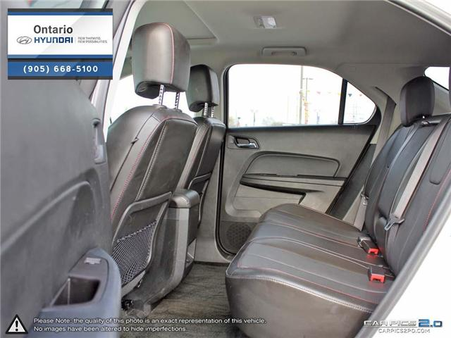 2017 Chevrolet Equinox LT / Upgraded Rims (Stk: 93072K) in Whitby - Image 25 of 27