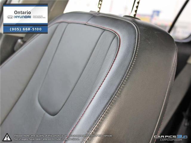 2017 Chevrolet Equinox LT / Upgraded Rims (Stk: 93072K) in Whitby - Image 26 of 27