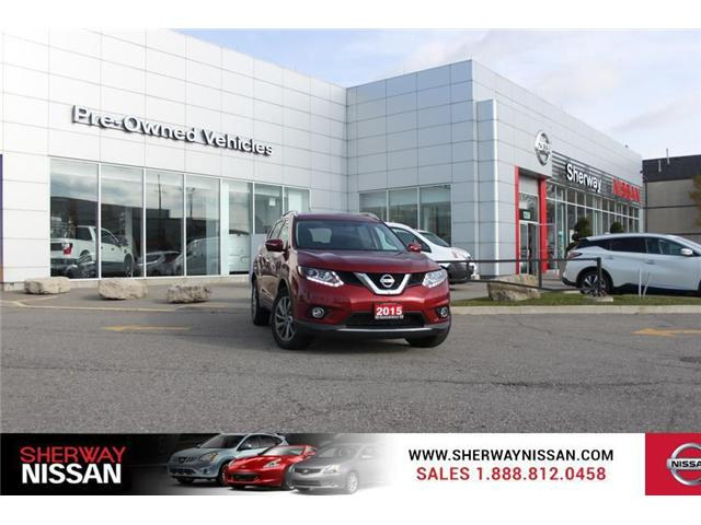 2015 Nissan Rogue  (Stk: P5555) in Toronto - Image 1 of 12