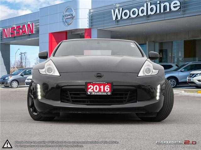 2016 Nissan 370Z Base (Stk: P7147) in Etobicoke - Image 2 of 20