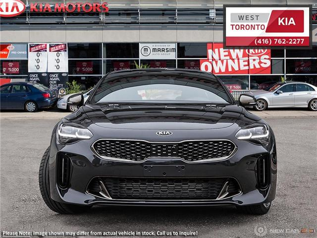 2019 Kia Stinger GT-Line (Stk: 19131) in Toronto - Image 2 of 22