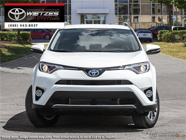 2018 Toyota RAV4 AWD Hybrid LE+ (Stk: 67696) in Vaughan - Image 2 of 24