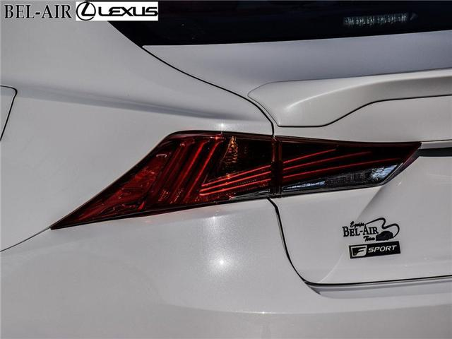 2017 Lexus IS 350 Base (Stk: L0433) in Ottawa - Image 6 of 30