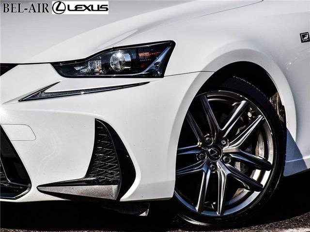 2017 Lexus IS 350 Base (Stk: L0433) in Ottawa - Image 9 of 30