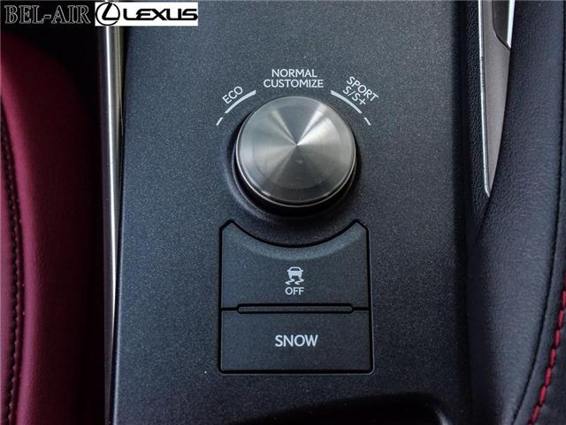2017 Lexus IS 350 Base (Stk: L0433) in Ottawa - Image 20 of 30