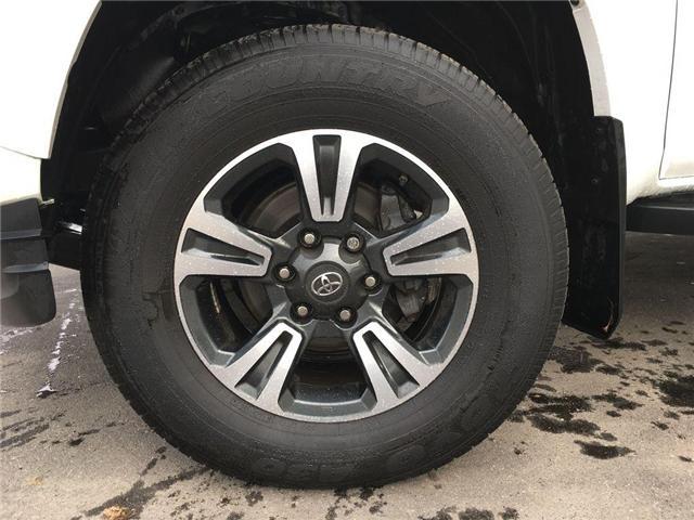 2017 Toyota Tacoma TRD SPORT UPGRADE 4X4 NAVI, ALLOYS, SUNROOF, FOG L (Stk: 42615A) in Brampton - Image 2 of 29