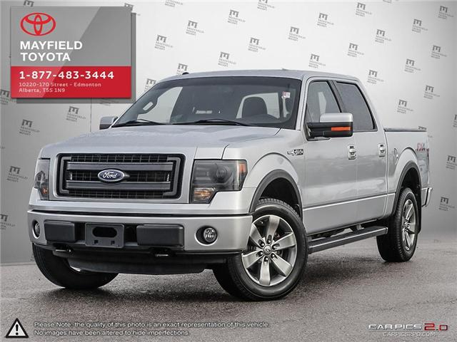 2013 Ford F-150 FX4 (Stk: 184209A) in Edmonton - Image 1 of 20
