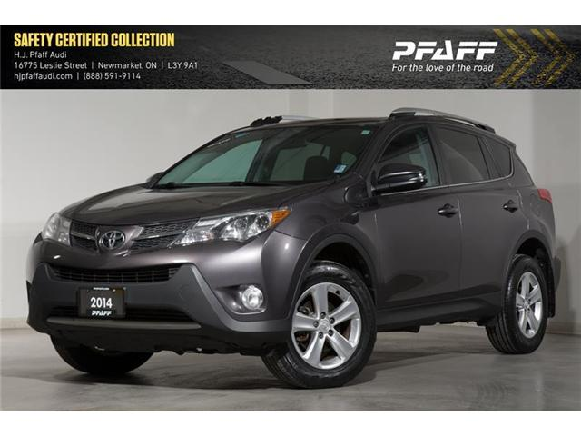2014 Toyota RAV4 XLE (Stk: A11736AA) in Newmarket - Image 1 of 17