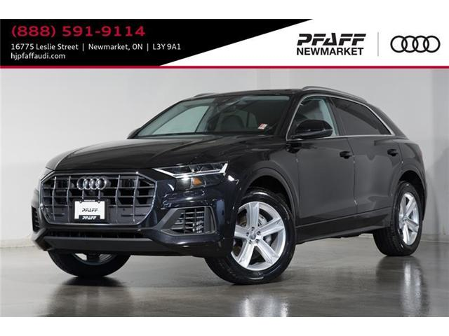 2019 Audi Q8 55 Progressiv (Stk: A11751) in Newmarket - Image 1 of 22
