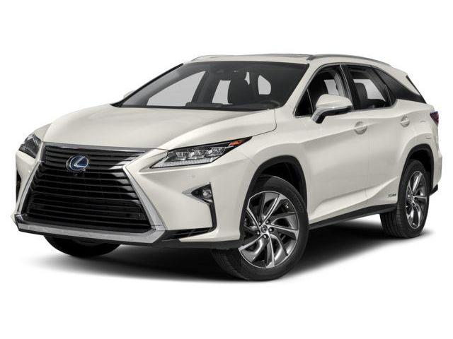 2019 Lexus RX 450hL Base (Stk: P8285) in Ottawa - Image 1 of 9