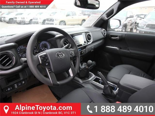2019 Toyota Tacoma TRD Sport (Stk: X169842) in Cranbrook - Image 10 of 19