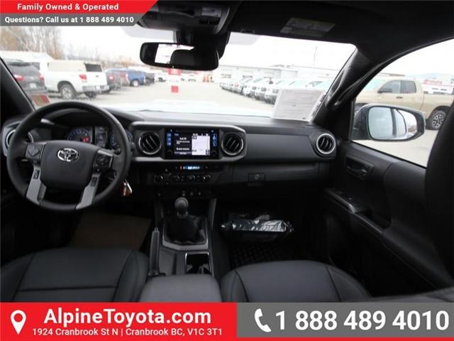 2019 Toyota Tacoma TRD Sport (Stk: X169842) in Cranbrook - Image 11 of 19