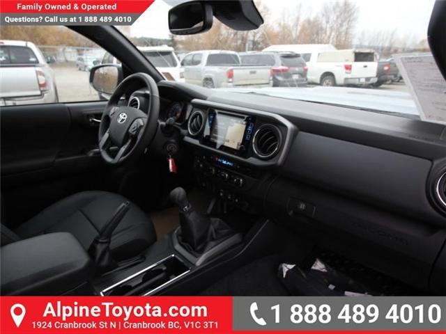 2019 Toyota Tacoma TRD Sport (Stk: X169842) in Cranbrook - Image 12 of 19