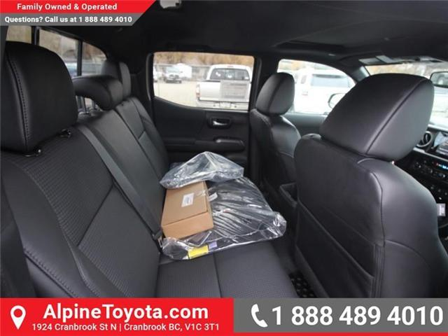 2019 Toyota Tacoma TRD Sport (Stk: X169842) in Cranbrook - Image 13 of 19