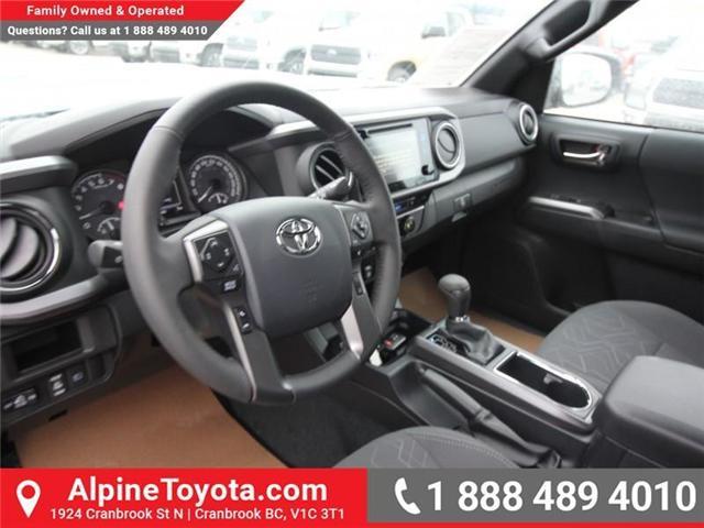 2019 Toyota Tacoma SR5 V6 (Stk: X039782) in Cranbrook - Image 9 of 17