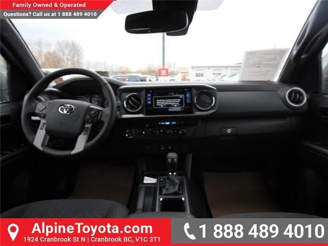 2019 Toyota Tacoma SR5 V6 (Stk: X039782) in Cranbrook - Image 10 of 17