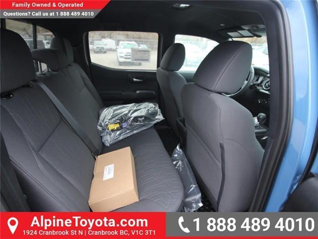 2019 Toyota Tacoma SR5 V6 (Stk: X039782) in Cranbrook - Image 12 of 17
