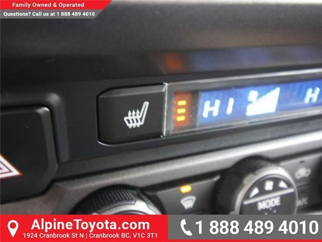 2019 Toyota Tacoma SR5 V6 (Stk: X039782) in Cranbrook - Image 14 of 17